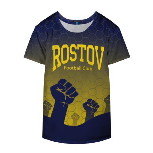 Накидка на куртку 3D  Фото 04, Rostov Football club