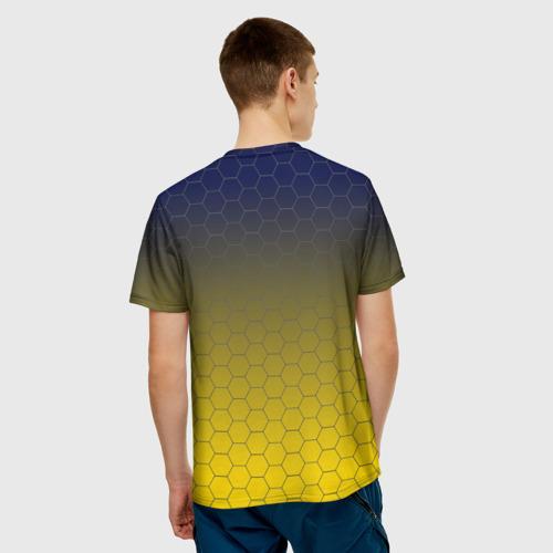 Мужская футболка 3D  Фото 02, Rostov Football club