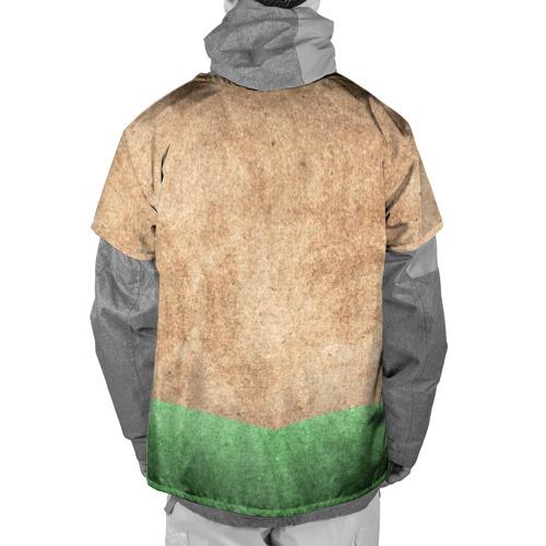 Накидка на куртку 3D  Фото 02, Шоколадная фабрика 4