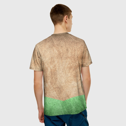 Мужская футболка 3D  Фото 02, Шоколадная фабрика 4