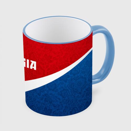 Кружка с полной запечаткой Russia Team