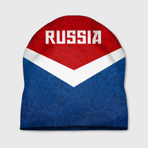Шапка 3D  Фото 01, Russia Team