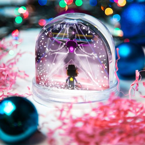 Водяной шар со снегом  Фото 03, Death by glamour