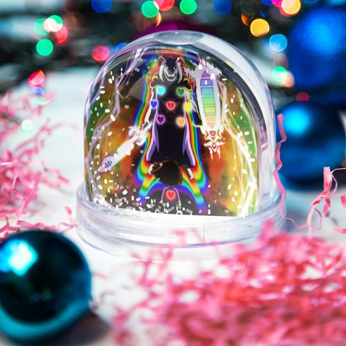 Водяной шар со снегом  Фото 03, Hopes and Dreams