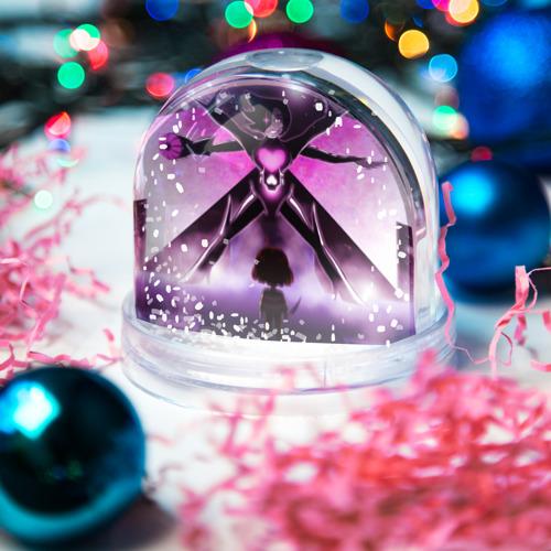 Водяной шар со снегом  Фото 03, Power of NEO