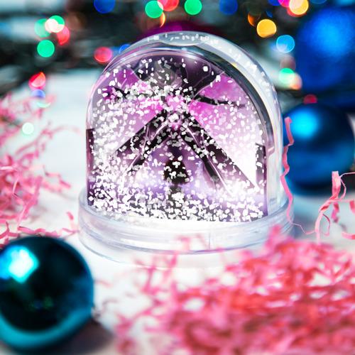 Водяной шар со снегом  Фото 04, Power of NEO