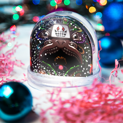 Водяной шар со снегом  Фото 03, Your best nightmare