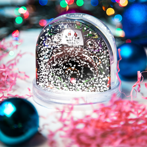 Водяной шар со снегом  Фото 04, Your best nightmare