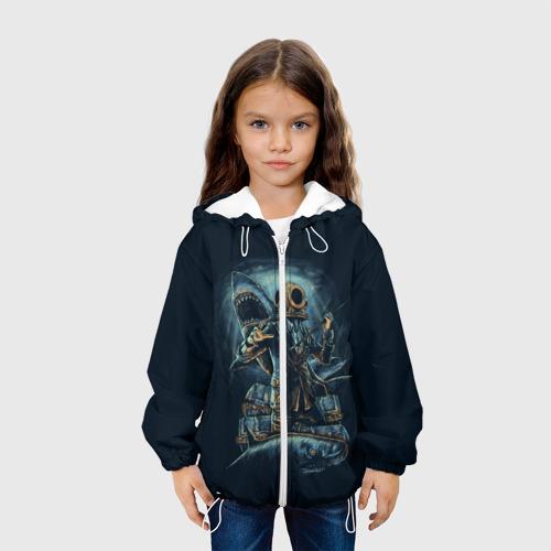Детская куртка 3D  Фото 04, Подводная охота