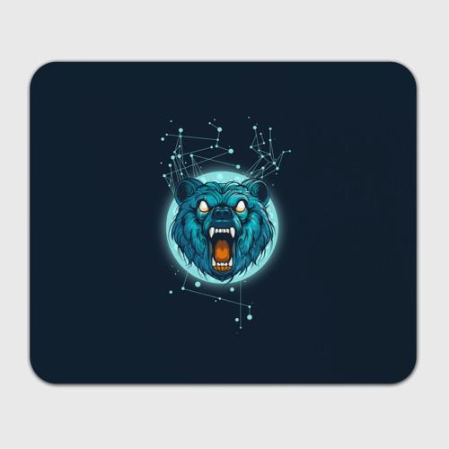 Коврик прямоугольный  Фото 01, Космический медведь