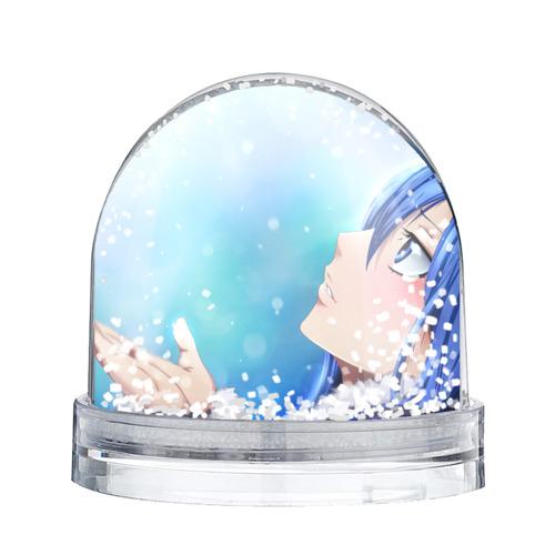 Водяной шар со снегом  Фото 02, Джувия