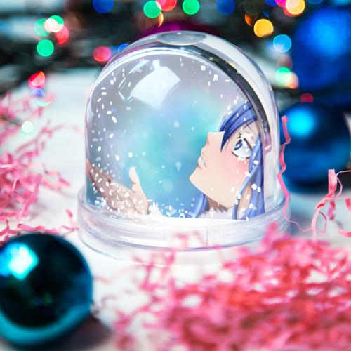 Водяной шар со снегом  Фото 03, Джувия