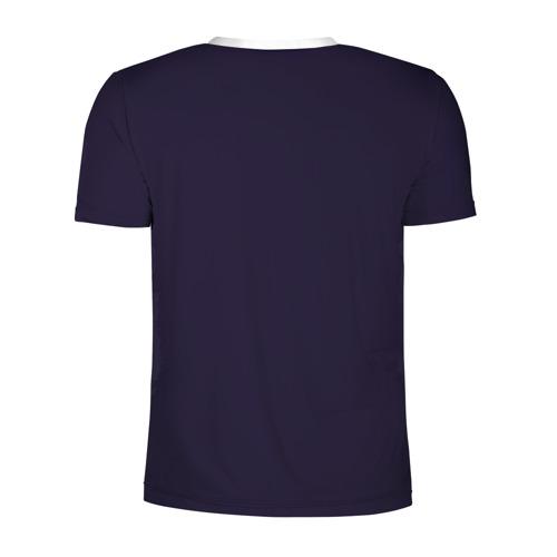 Мужская футболка 3D спортивная  Фото 02, Космический скейтбордист