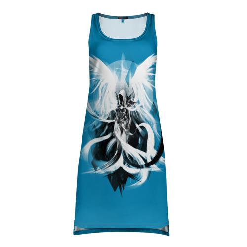 Платье-майка 3D Ангел света