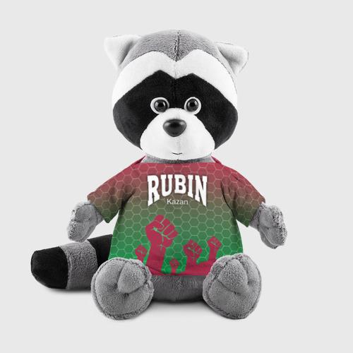 Енотик в футболке 3D Rubin Kazan