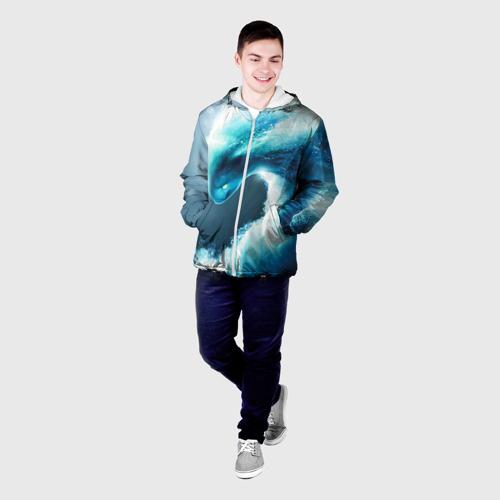 Мужская куртка 3D  Фото 03, Dota 2