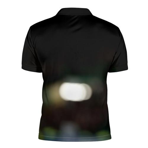 Мужская рубашка поло 3D  Фото 02, Месси