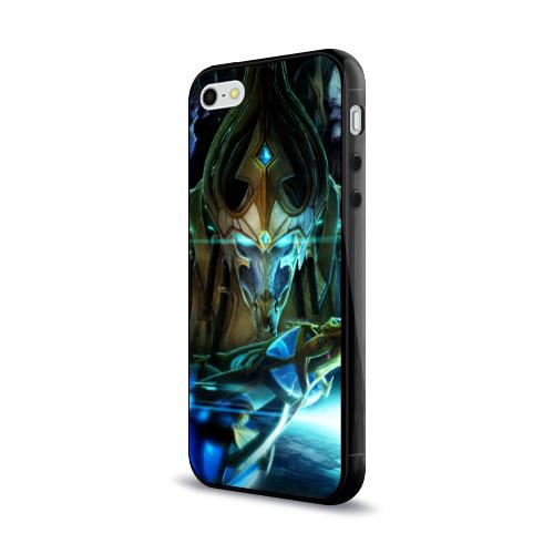 Чехол для Apple iPhone 5/5S силиконовый глянцевый  Фото 03, StarCraft