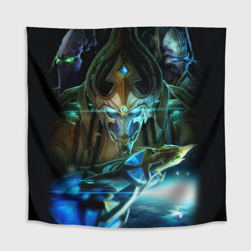 Скатерть 3D  Фото 02, StarCraft