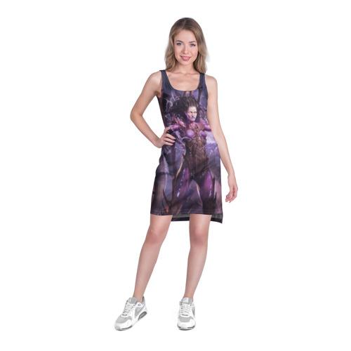 Платье-майка 3D  Фото 03, StarCraft