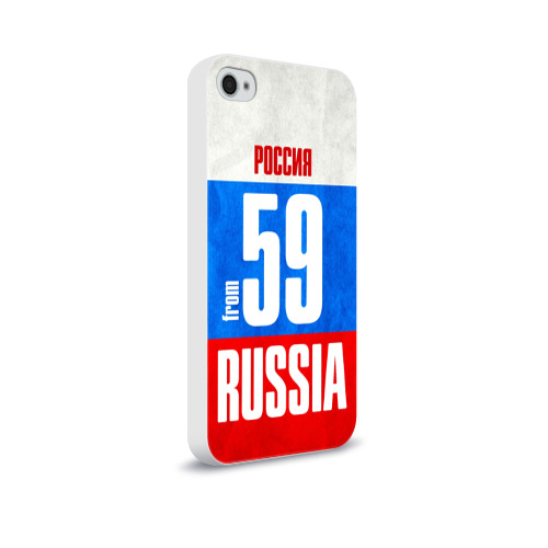 Чехол для Apple iPhone 4/4S soft-touch  Фото 02, Russia (from 59)