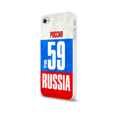 Чехол для Apple iPhone 4/4S soft-touch  Фото 03, Russia (from 59)