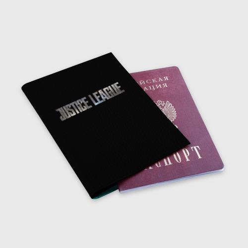 Обложка для паспорта матовая кожа  Фото 03, Movie