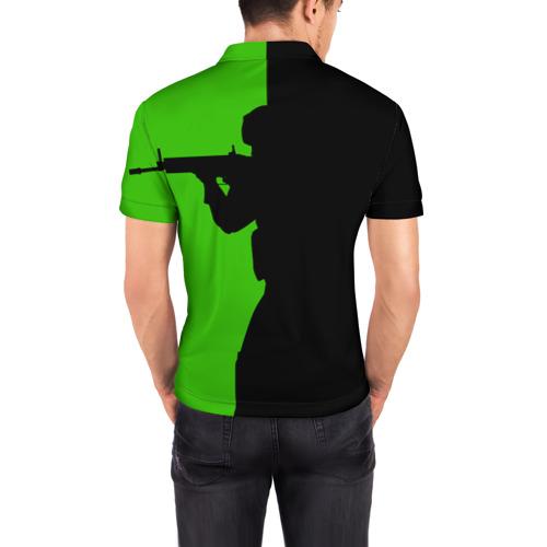 Мужская рубашка поло 3D  Фото 04, CS GO