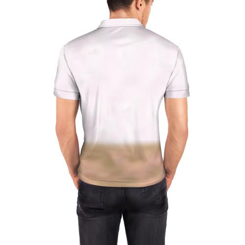 Мужская рубашка поло 3D  Фото 04, Тим Бёртон