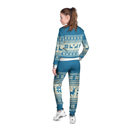 Женская олимпийка 3D  Фото 04, Новогодний свитер