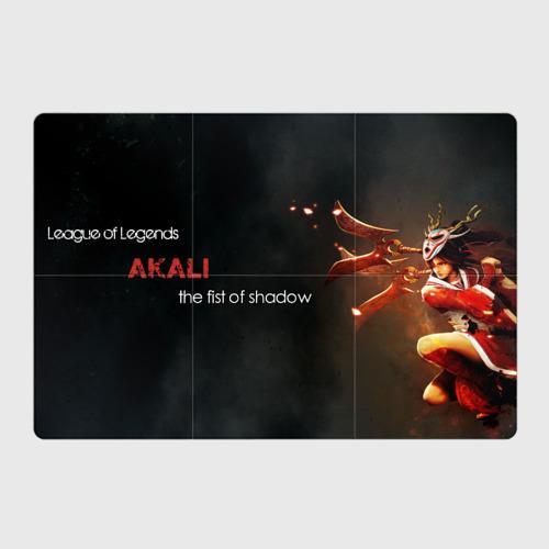 Магнитный плакат 3Х2  Фото 01, Akali