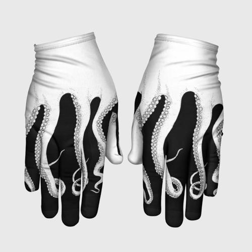 Перчатки 3D Octopus Фото 01