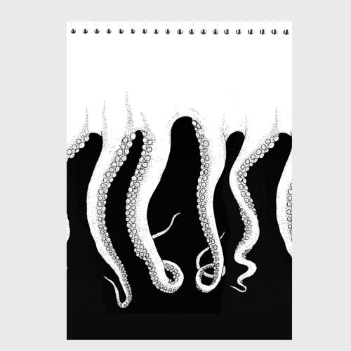 Скетчбук Octopus Фото 01