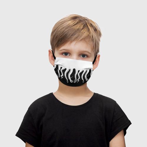 Детская маска (+5 фильтров) Octopus Фото 01