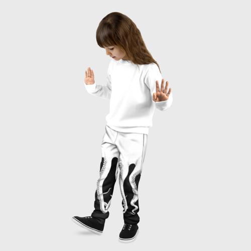 Детские брюки 3D Octopus Фото 01
