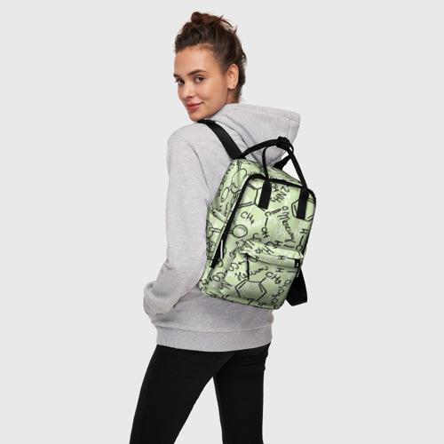 Женский рюкзак 3D Формула Фото 01