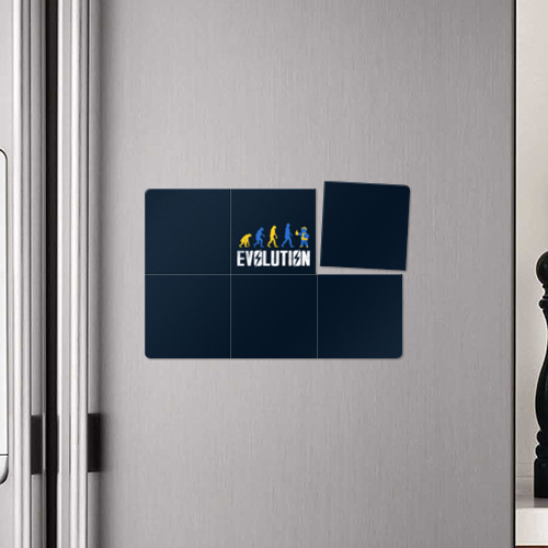 Магнитный плакат 3Х2  Фото 04, Vault Evolution