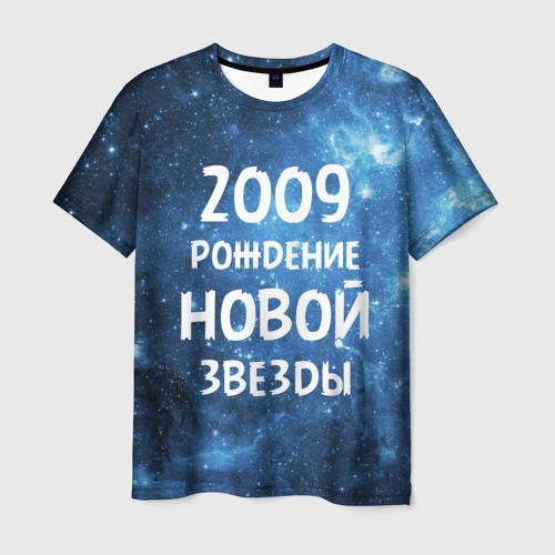 Мужская футболка 3D  Фото 01, 2009