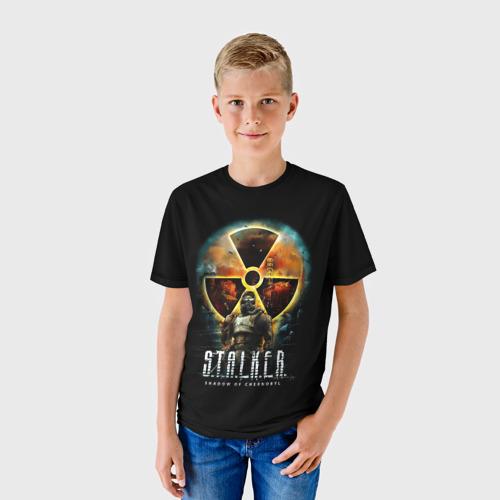 Детская футболка 3D STALKER: Shadow of Chernobyl