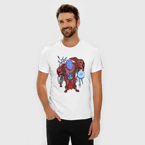 Мужская футболка премиум  Фото 03, Arc Warden