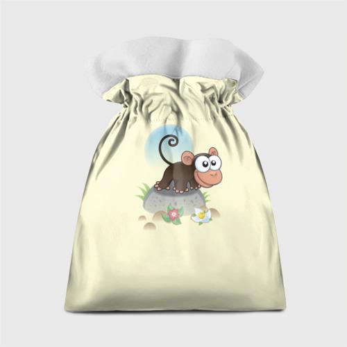 Подарочный 3D мешок  Фото 02, Мартышка