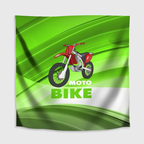 Скатерть 3D  Фото 02, Motobike