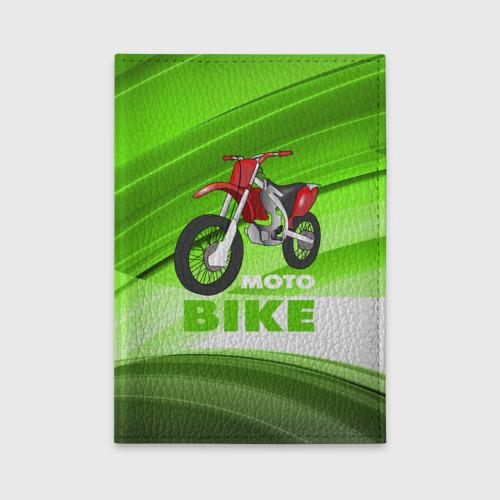 Обложка для автодокументов Motobike Фото 01