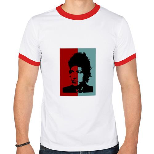 Мужская футболка рингер  Фото 01, Bob Dylan