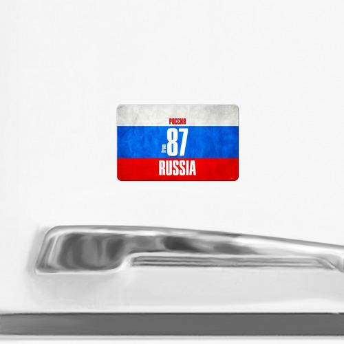 Магнит виниловый Visa  Фото 02, Russia (from 87)