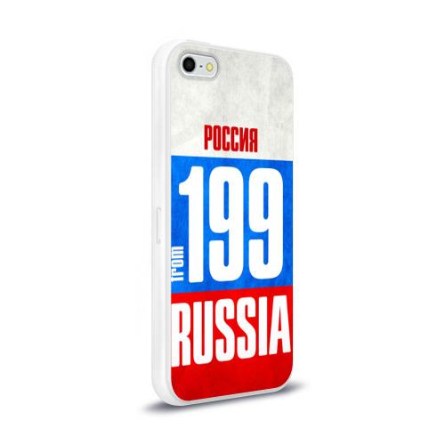 Чехол для Apple iPhone 5/5S силиконовый глянцевый  Фото 02, Russia (from 199)