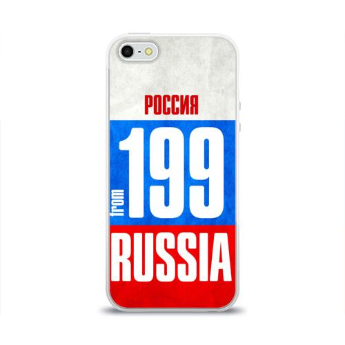 Чехол для Apple iPhone 5/5S силиконовый глянцевый  Фото 01, Russia (from 199)