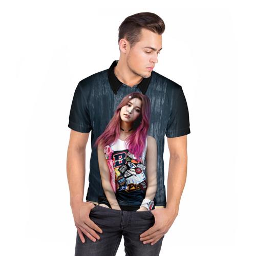 Мужская рубашка поло 3D  Фото 05, EXID 5