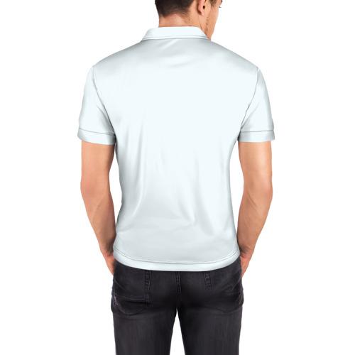 Мужская рубашка поло 3D  Фото 04, EXID 7