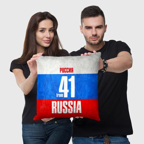 Подушка 3D Russia (from 41) Фото 01